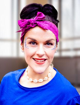 Kayle McCoy - Performing arts coach
